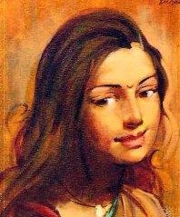beautiful-indian-women-painting-art