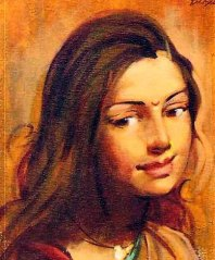 beautiful-indian-women-painting-art